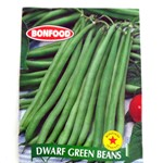 BONFOOD DWARF GREEN BEAN SEEDS