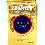 LAVAZZA 100% ARABICA COFFEE ORO 200G