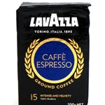 LAVAZZA 100% ARABICA COFFEE BLACK ESPRESSO 200G