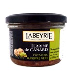 LABEYRIE PISTACHIO & PEPPER DUCK TERRINE 170G