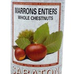 SABATON WHOLE CHESTNUT 425G