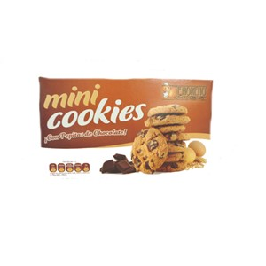 E.MORENO MINI CHOC CHIP COOKIES 90G