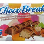 CHOCO BREAK HAZELNUT FILLED WAFERS 105G
