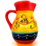CERAMIC 0032 WINE PITCHER 18 x 6