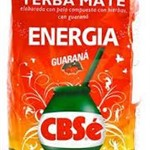 CBSE YERBA MATE GUARANA ENERGY 500g