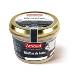RILLETTE RABBIT POTTED ARNAUD 180g