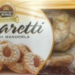 CROSTOLI KING ALMOND AMARETTI 200g
