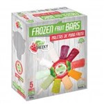CHEEKY FRUITS ICY POLE MANGO X 5 UNITS, 500G