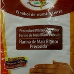 WHITE CORN MEAL SU SABOR 1KG