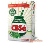 CBSE YERBA MATE WITH MOUNTAIN HERBS 500G