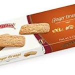 BELGIAN BUTTERS GINGER ORANGE ALMOND THINS 100g