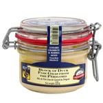 DUCK FAT FOIE GRAS FROM THE PERIGORD 125g