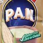 PAN PRECOOKED WHOLE GRAIN WHITE CORN MEAL 1Kg