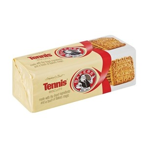 TENNIS BISCUITS BAKERS 200g