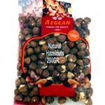 HAZELNUT NATURAL AEGEAN 200g