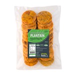 CHEEKY PATACON PEQUENO SMALL FRIED GREEN PLANTAIN 1kg