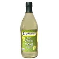 CAPRICCIO WHITE VINEGAR 1L