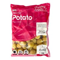 CHEEKY FRUITS PAPA CRIOLLA (POTATO) 1kg