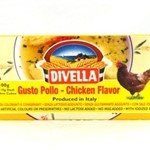 DIVELLA CHICKEN STOCK CUBES 100g