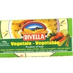 DIVELLA VEGETABLE STOCK CUBE 100g