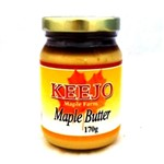 KEEJO MAPLE BUTTER 170g