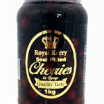 ROYAL KERRY SOUR PITTED CHERRIES 1kg