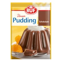 RUF CHOCOLATE PUDDING 3X37G