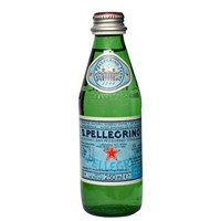 SAN PELLEGRINO MINERAL WATER 250ml x 24 GLASS