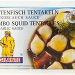 SQUID TENTICLES JUMBO GARLIC VIGILANTE 120g