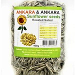 ANKARA SUNFLOWER SEEDS ROASTED SALT 400g