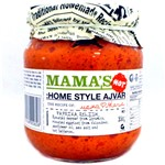 MAMAS HOT HOMEMADE AJVAR 550g