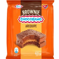 CHOCORAMO BROWNIE CON AREQUIPE 65g
