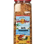 JERK SEASONING POWDER ISLAND SPICE 454g