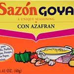 GOYA SAZON WITH SAFFRON 40g